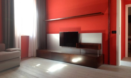 Apartment Viale Marconi Rome - Interior Design Valerio Romondia
